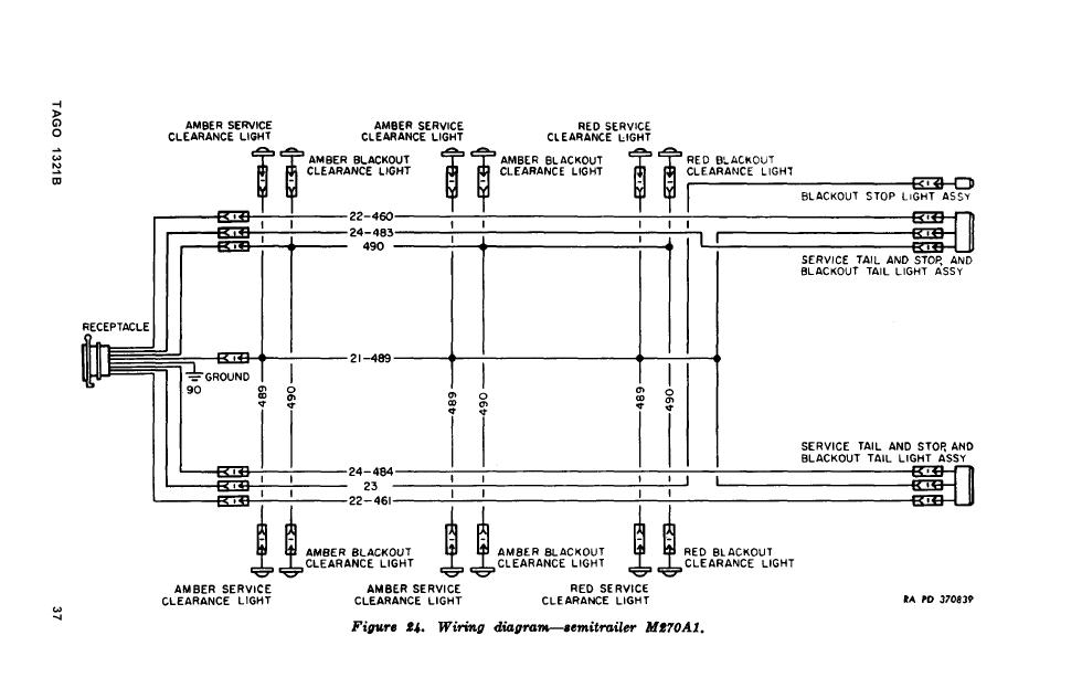 Tractor Trailer Light Wiring Diagram