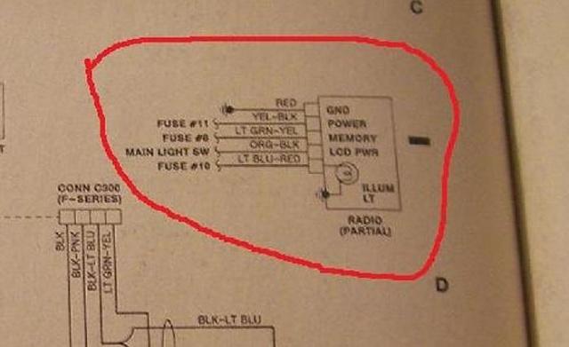 1991 Ford F250 Radio Wiring Diagram 2001 Mazda 626 Radio Wiring Diagram Begeboy Wiring Diagram Source