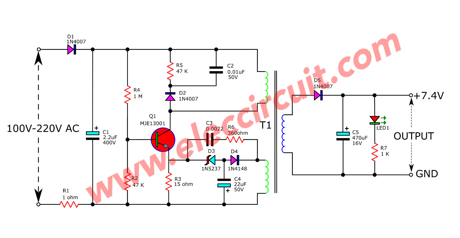 Awe Inspiring Make Cheap 6V Battery Charger Circuit From Mobile Charger Wiring Cloud Licukshollocom