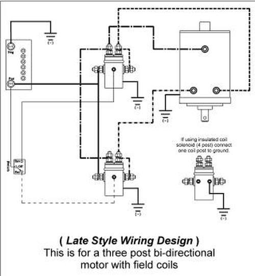 Wl 2390 Warn Winch 4 Solenoid Wiring Diagram Wiring Diagram