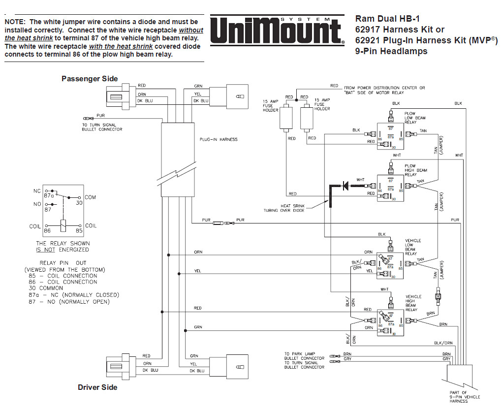 GH_5014] Boss Snow Plow Wiring Diagram ChevyBedr Wigeg Mohammedshrine Librar Wiring 101