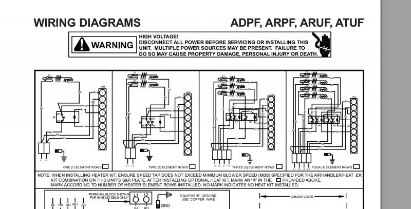 [SCHEMATICS_48DE]  ZF_4326] Goodman Electric Heat Kit Wiring Harness Wiring Diagram Wiring | Wiring Diagram Goodman Manufacturing Company |  | Pala Eachi Winn Xortanet Salv Mohammedshrine Librar Wiring 101