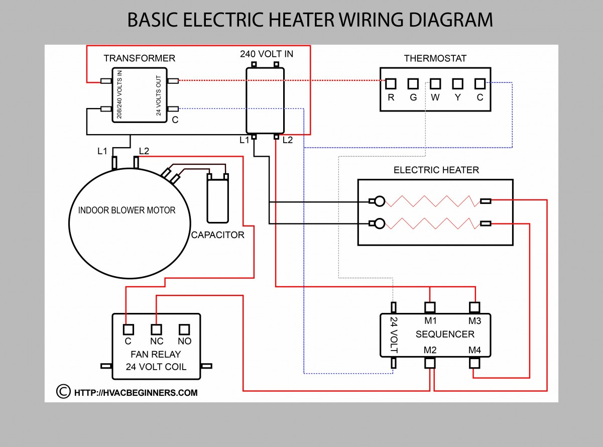 Carrier Heat Pump Low Voltage Wiring Diagram