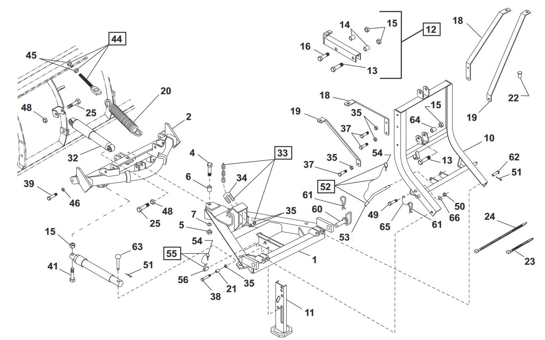 western pro plow wiring diagram en 7041  western unimount plow parts free diagram  western unimount plow parts free diagram