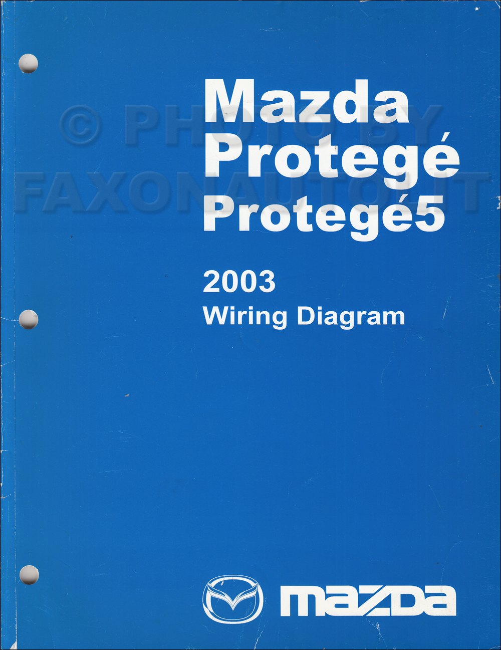 Awesome 2003 Mazda Protege And Protege5 Wiring Diagram Manual Original Wiring Cloud Ymoonsalvmohammedshrineorg
