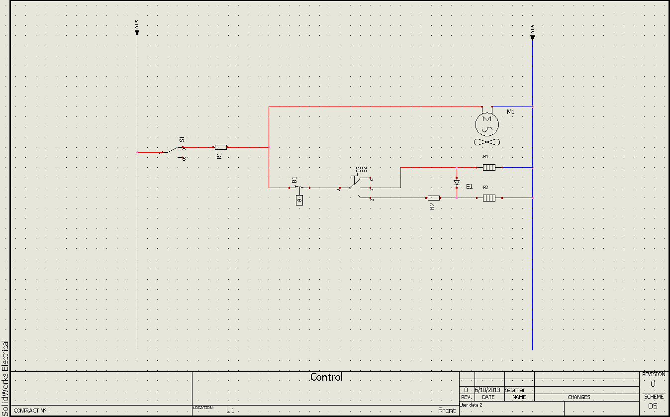 Prime Basics Of Drawing Schematics In Solidworks Electrical 2D Wiring Cloud Onicaxeromohammedshrineorg