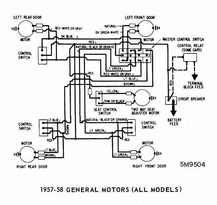 sc8487 general electric motors wiring diagram