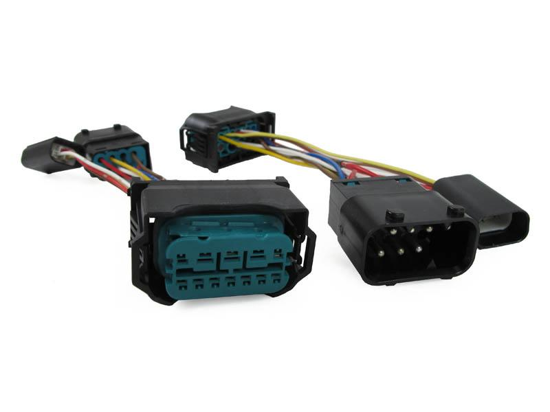 Superb Wiring Harness Adapter 04 07 Bmw E60 E61 5 Series To Use On 08 10 Wiring Cloud Hisonepsysticxongrecoveryedborg