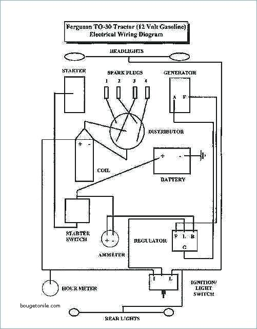 1250 Ferguson Tractor Wiring Diagram Wiring Diagram Extend Extend Lechicchedimammavale It