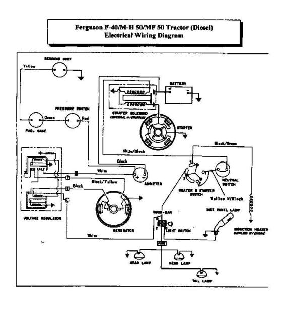 mf 65 wiring diagram mf 40 wiring diagram wiring diagram data  mf 40 wiring diagram wiring diagram data