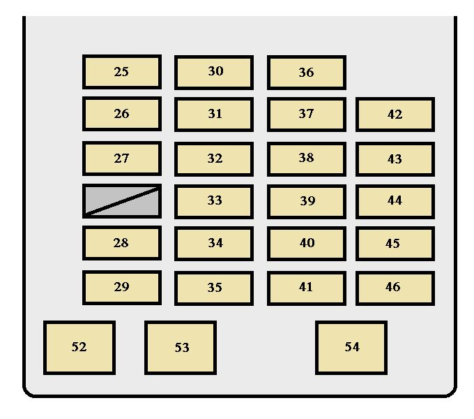 2002 toyota camry fuse box guide ca 7402  02 sequoia engine diagram free diagram  ca 7402  02 sequoia engine diagram free