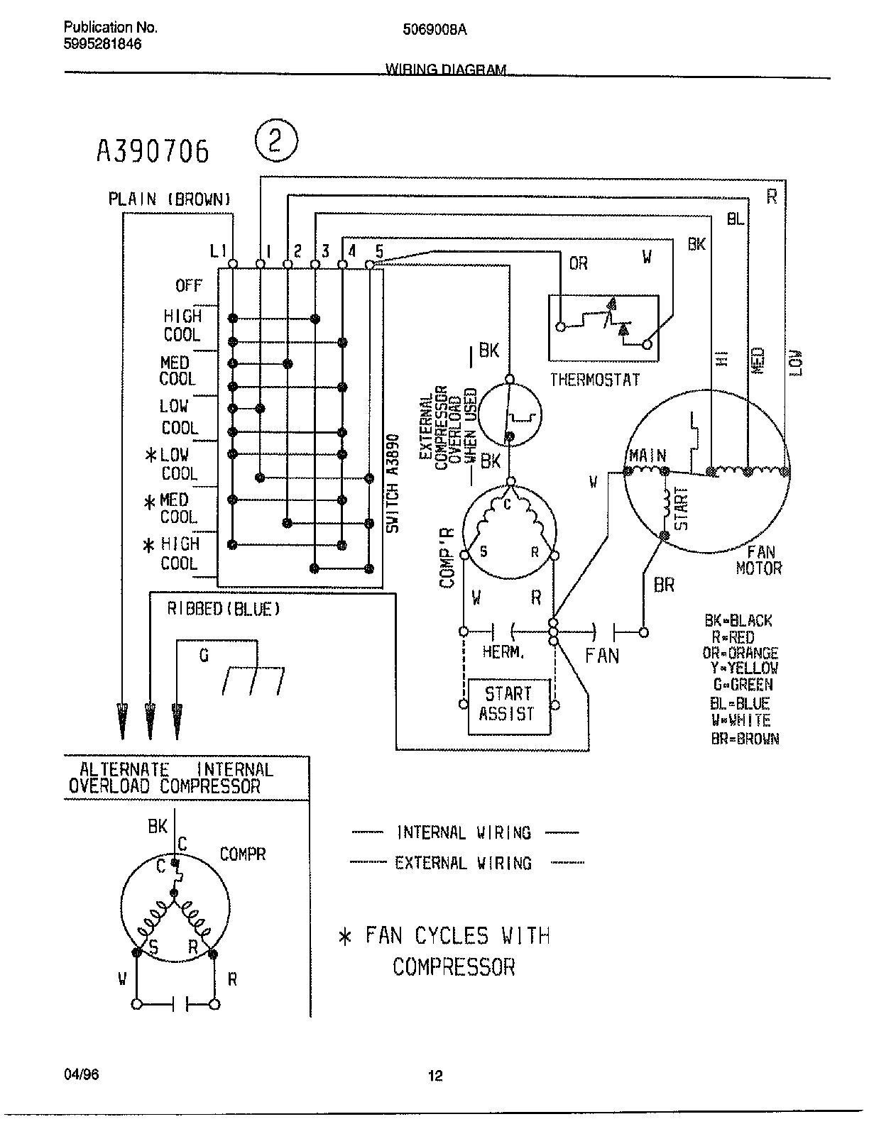MF_6319] Frigidaire Air Handler Wiring Diagrams Schematic WiringAnal Inst Aryon Sapebe Numap Cette Mohammedshrine Librar Wiring 101