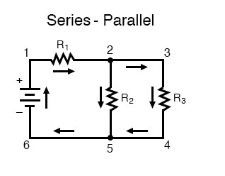Fine What Are Series And Parallel Circuits Series And Parallel Wiring Cloud Ostrrenstrafr09Org