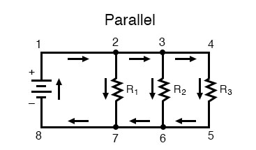 Peachy What Are Series And Parallel Circuits Series And Parallel Wiring Cloud Uslyletkolfr09Org