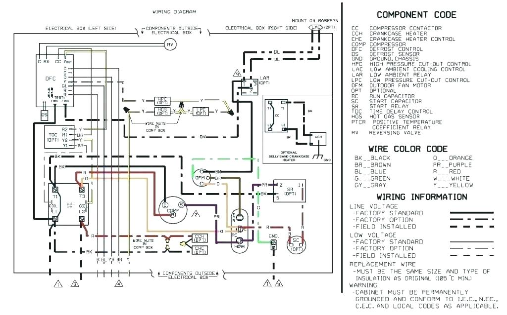 goodman condensing unit wiring diagram ga 5519  cooler air conditioner on goodman wiring diagram air  cooler air conditioner on goodman