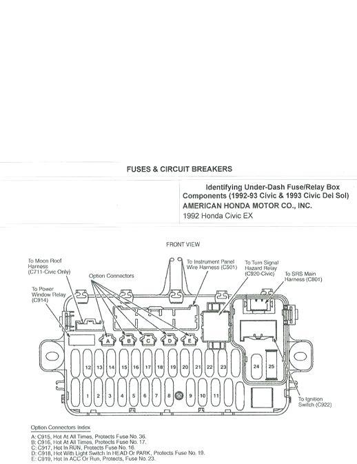 [SCHEMATICS_4LK]  YN_3080] 1992 Honda Accord Diagram Schematic Wiring | 1992 Honda Engine Diagram |  | Unnu Mepta Mohammedshrine Librar Wiring 101