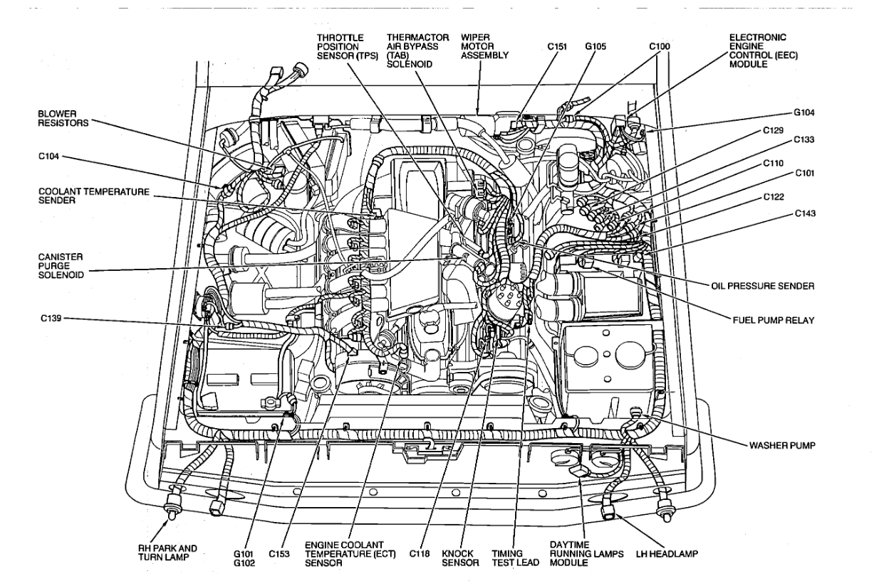Ec 1228  Fuel System Further Ford F100 Wiring Diagrams On