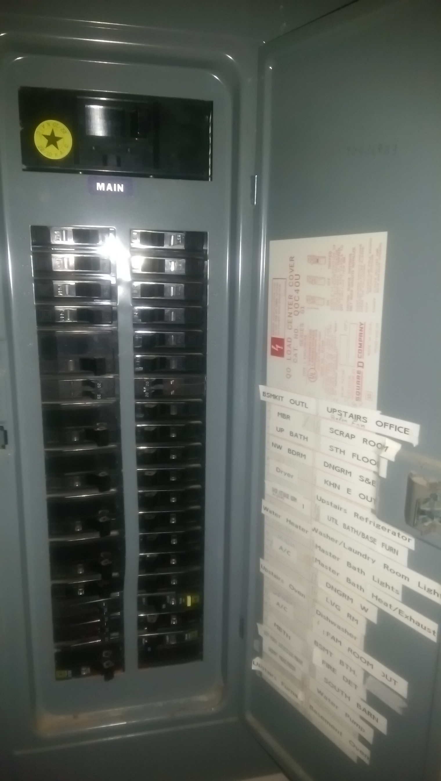 Marvelous Electrical Need Advice On Connecting 100 Amp Sub Panel To 200 Amp Wiring Cloud Loplapiotaidewilluminateatxorg