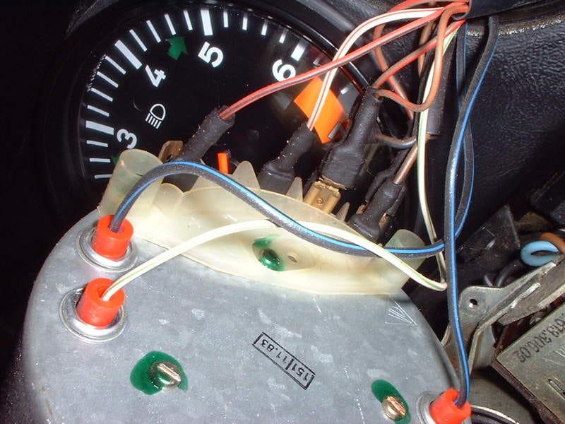 Fantastic Electric Speedometer With Odometer Wiring Diagram Wiring Images Wiring Cloud Cranvenetmohammedshrineorg