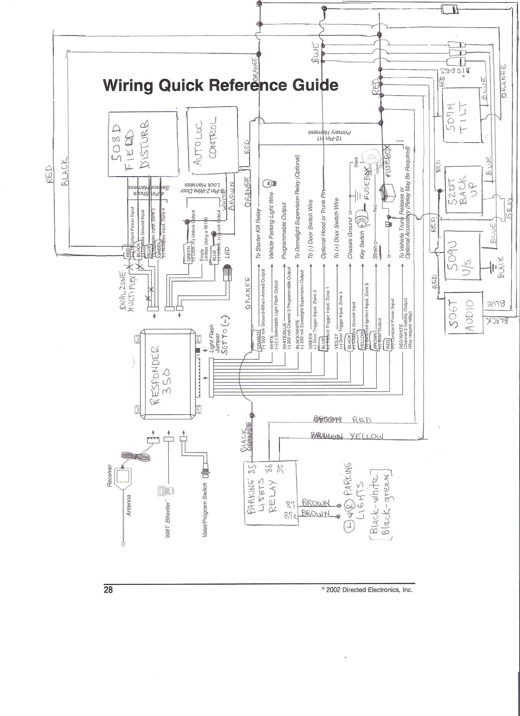 Autoloc Wiring DiagramsNetlify