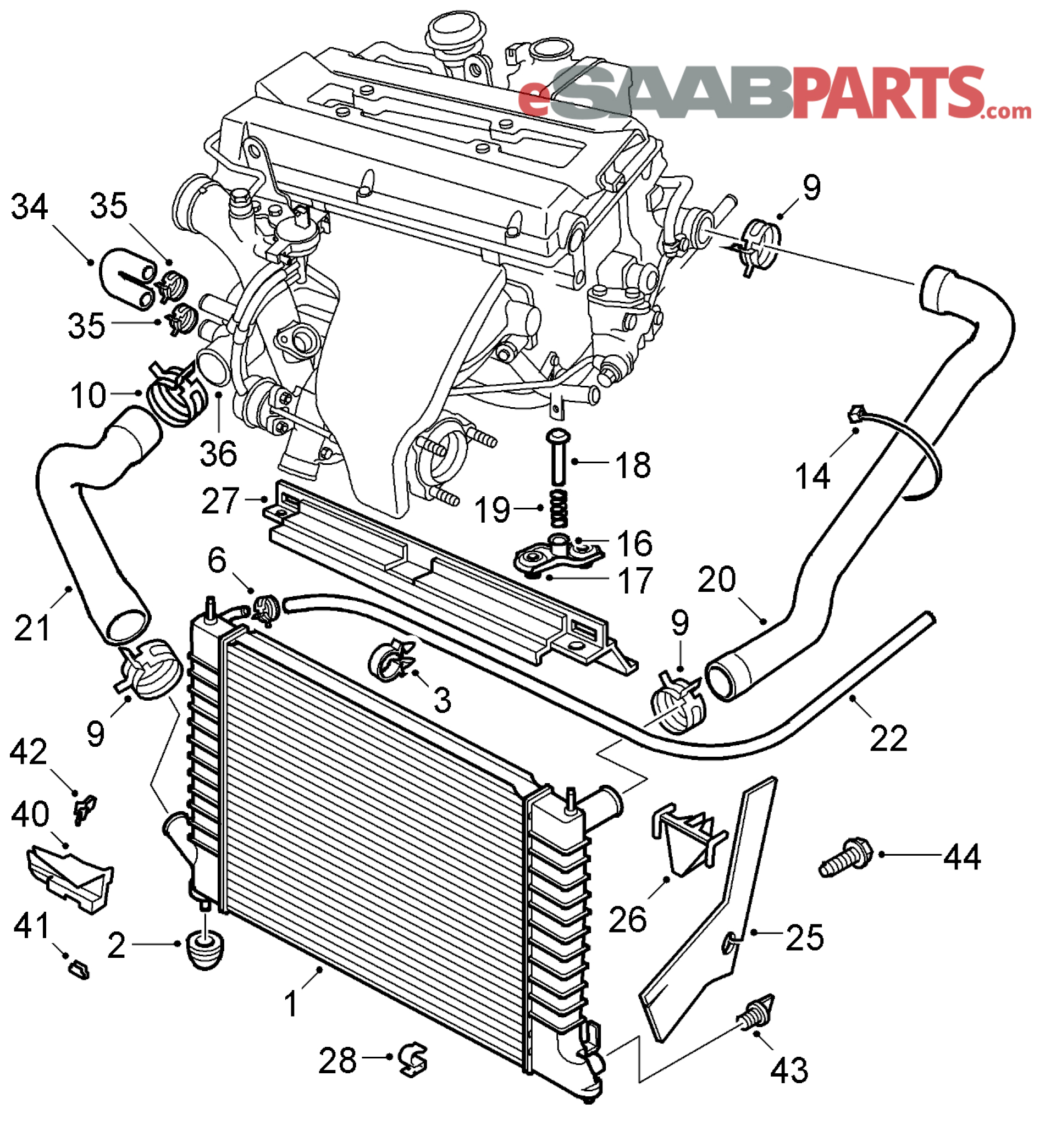 Stupendous Volvo Engine Cooling Diagram Wiring Diagram Wiring Cloud Picalendutblikvittorg