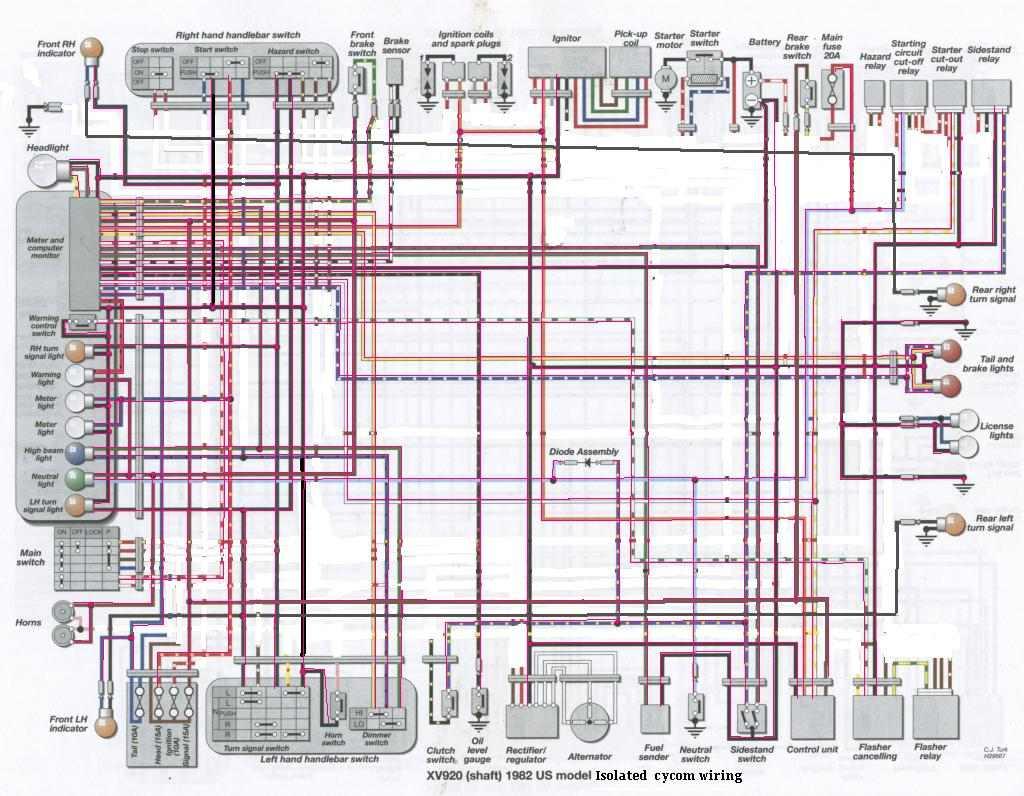 1983 yamaha maxim wiring diagrams kg 9308  virago 750 wiring diagram wiring diagram  virago 750 wiring diagram wiring diagram