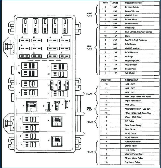 2001 Mazda 626 Fuel Pump Wiring Diagram