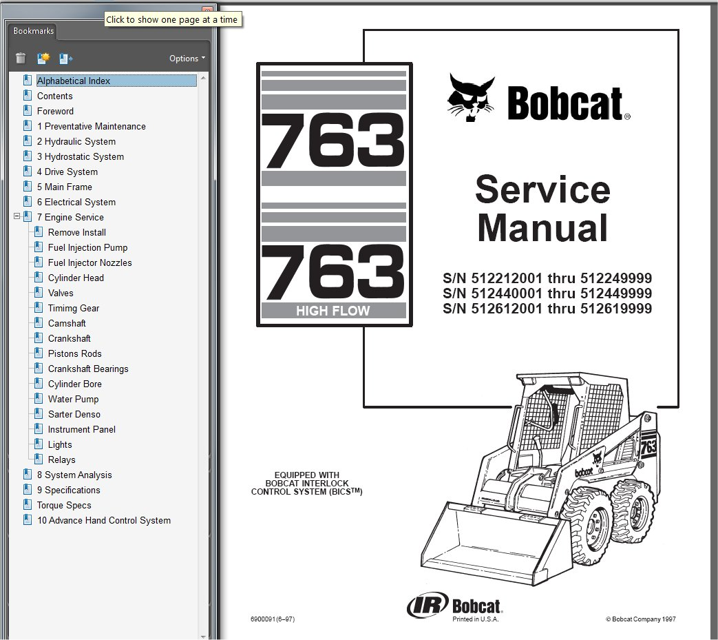 Groovy Bobcat 763 Parts Diagram Wiring Diagram Read Wiring Cloud Onicaxeromohammedshrineorg