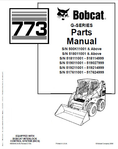 Ye 1724  Bobcat 773 Parts Diagram Engine Download Diagram
