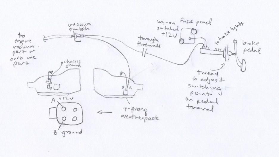 4l60e lock up wiring diagram  90 ford f 250 distributor