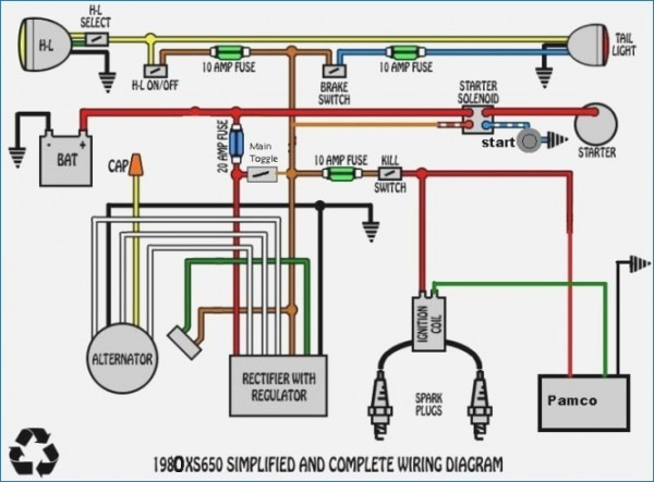 110cc Chinese Quad Wiring Diagram - Wiring Diagram and ...