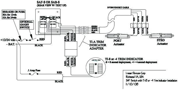 boat leveler wiring diagram wiring schematic for bennett trim tabs naning aceh tintenglueck de  wiring schematic for bennett trim tabs