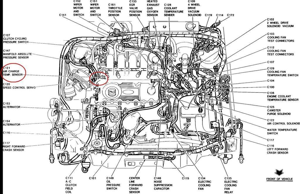 2001 ford taurus ses duratec engine diagram 2007 ford taurus engine diagram wiring diagrams site  2007 ford taurus engine diagram