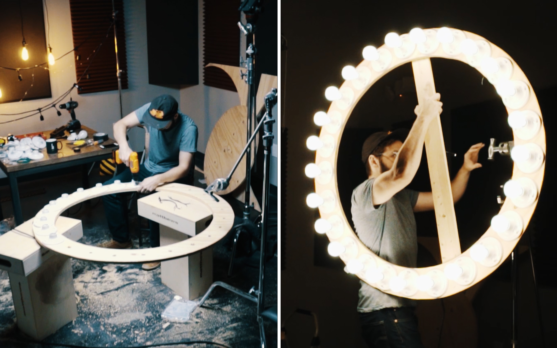 Strange How To Make A Roger Deakins Ring Light For Under 150 Wiring Cloud Picalendutblikvittorg