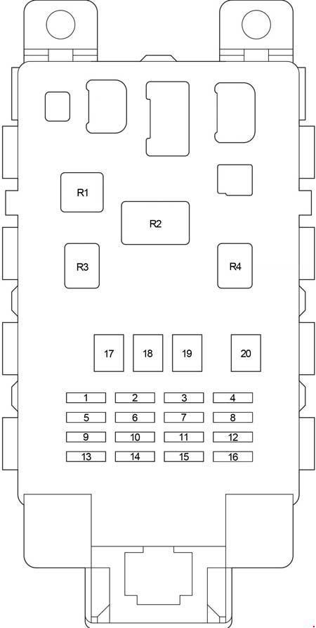 2005 Scion Xa Wiring Diagram