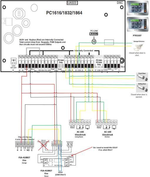 Rd 0165 Dsc Pc1832 Wiring Diagram Wiring Diagram