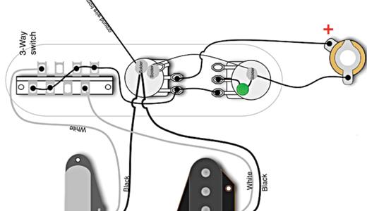 Excellent Telecaster Schematics Wiring Basic Electronics Wiring Diagram Wiring Cloud Monangrecoveryedborg