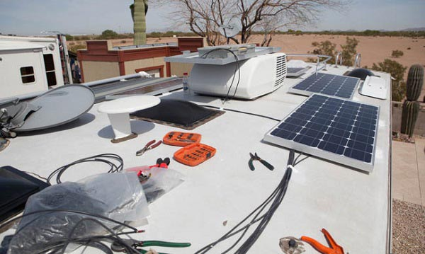Strange 10 Best Rv Solar Panels And Kits Reviewed Rated In 2019 Wiring Cloud Inklaidewilluminateatxorg
