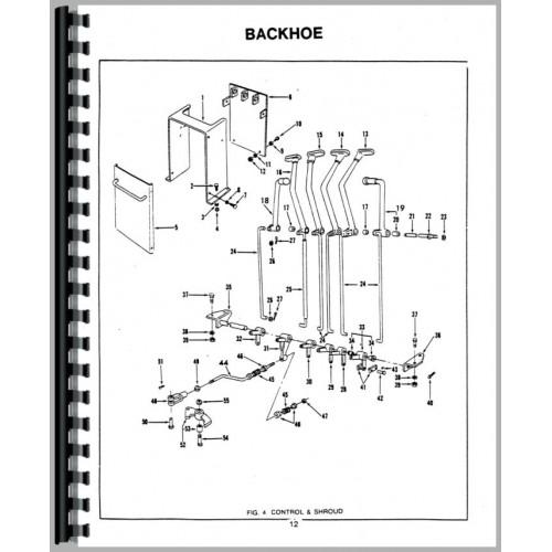 MZ_6000] Ford Backhoe Wiring Diagram Schematic WiringStaix Bocep Mohammedshrine Librar Wiring 101