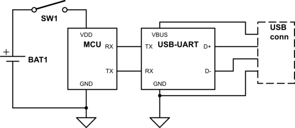 Terrific Uart Max232 Circuit Not Working Electrical Engineering Stack Basic Wiring Cloud Animomajobocepmohammedshrineorg