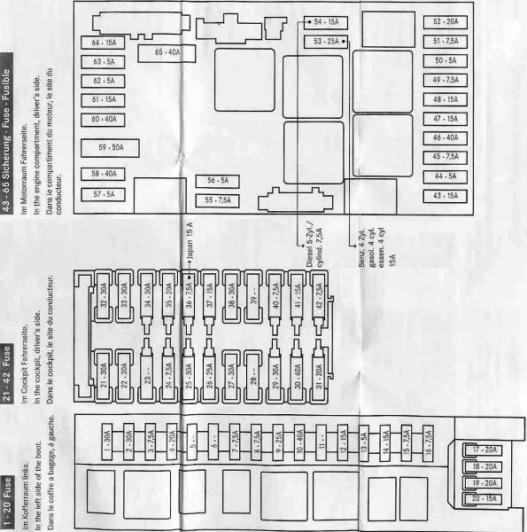 05 mercedes w203 fuse diagram bw 4576  w203 fuse box wiring diagram  bw 4576  w203 fuse box wiring diagram
