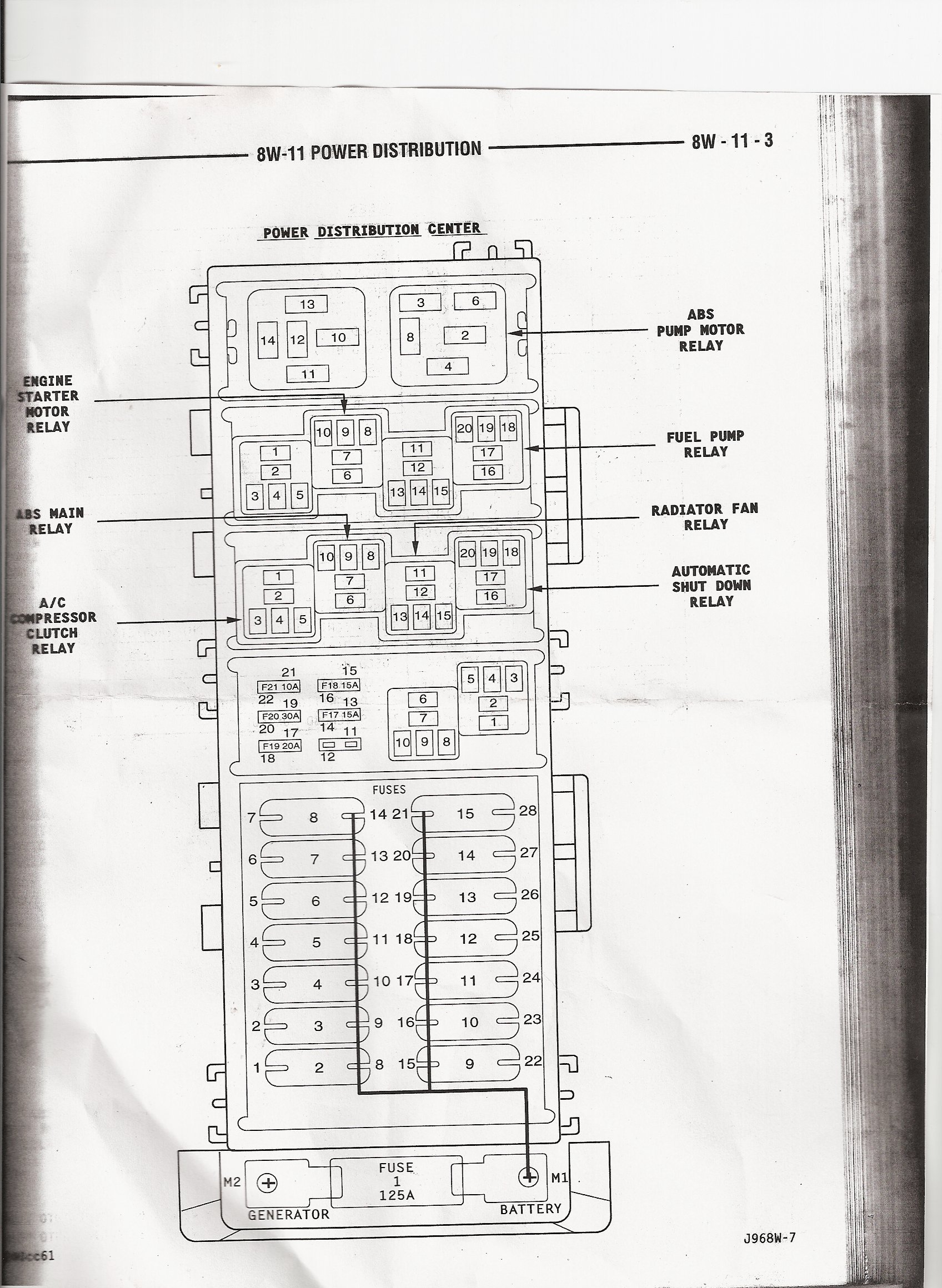 [EQHS_1162]  ME_3740] 2001 Jeep Grand Cherokee Driver Side Fuse Box Schematic Wiring | Infiniti G35 Fuse Box Diagram Driver Side |  | Pneu Heli Xeira Mohammedshrine Librar Wiring 101