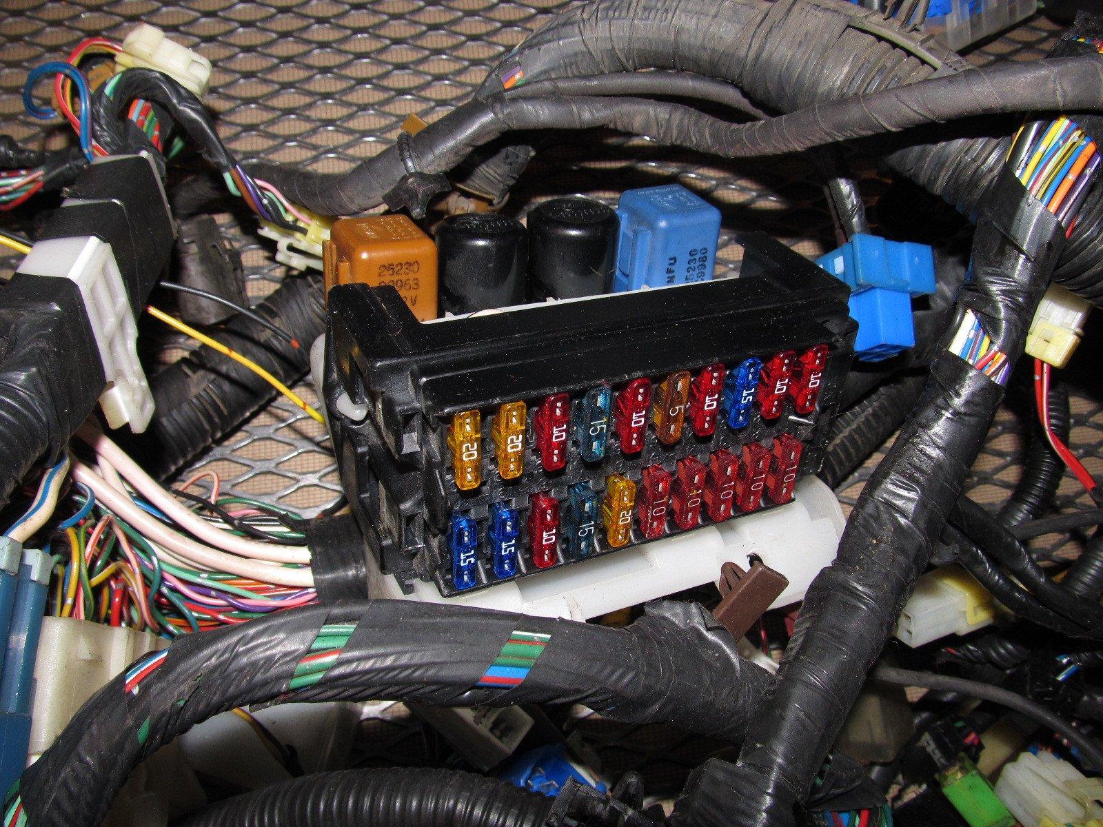 S13 240sx Fuse Box Diagram