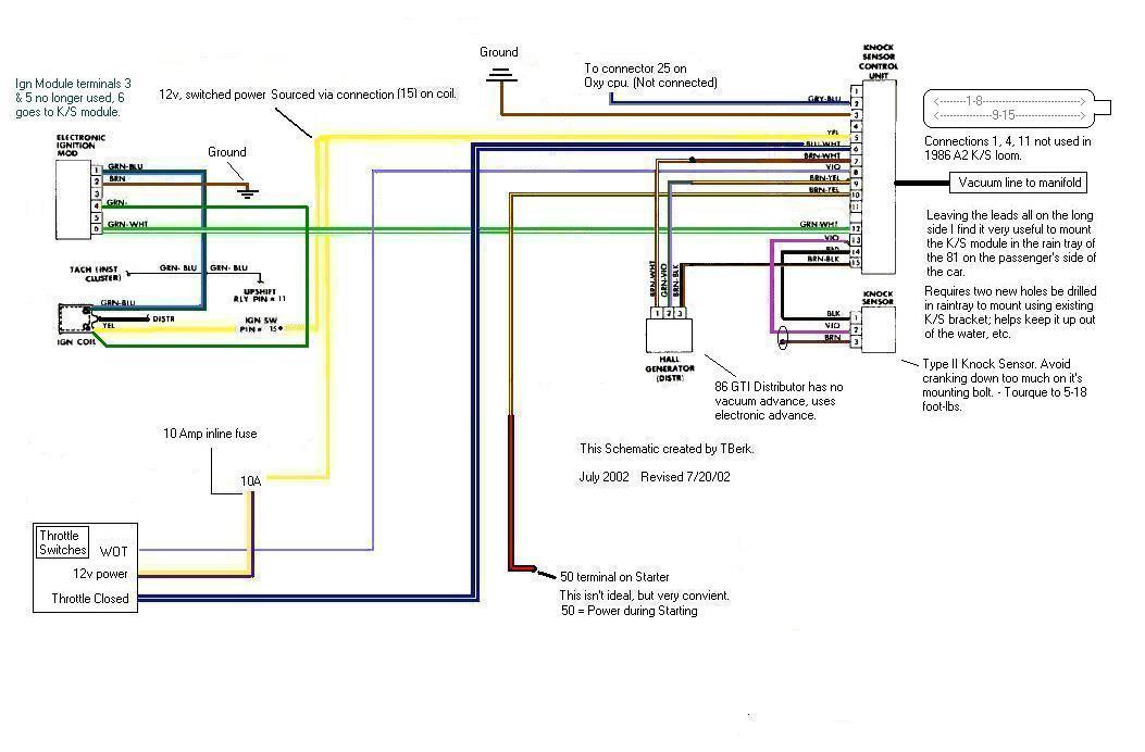 Admirable Vw Rabbit Engine Distributor Wiring 1 7L Online Wiring Diagram Wiring Cloud Genionhyedimohammedshrineorg