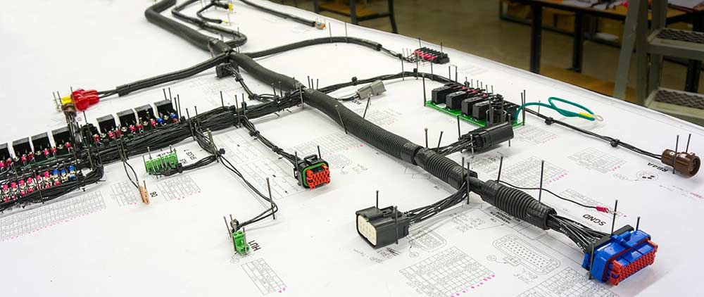 Remarkable Automotive Wiring Harness Makers Wiring Diagram Database Wiring Cloud Picalendutblikvittorg