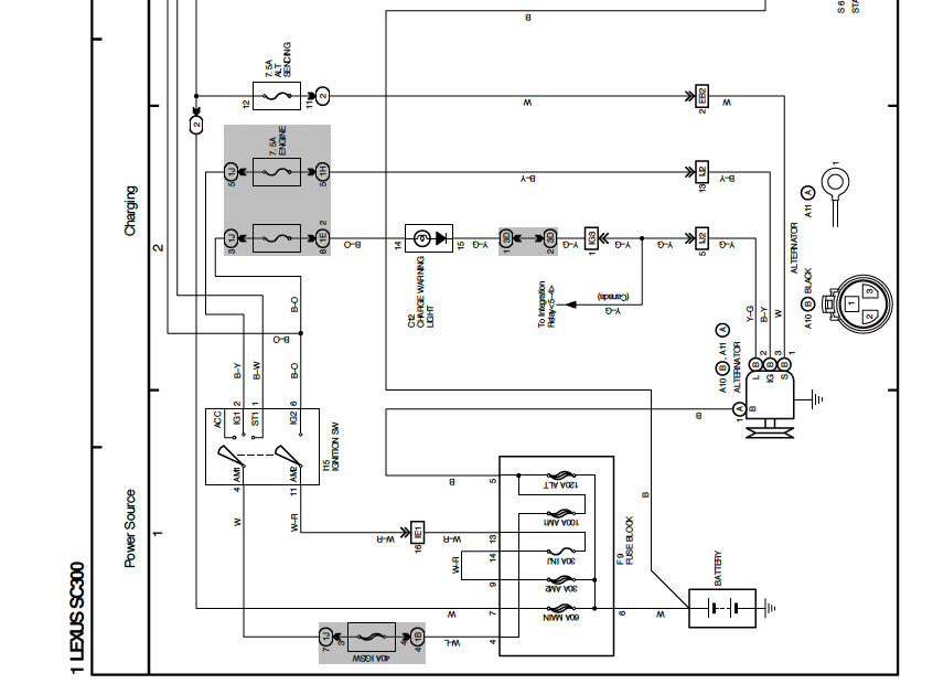 AC_2770] Lexus Alternator Wiring Diagram Basic Free DiagramMonoc Exmet Mohammedshrine Librar Wiring 101