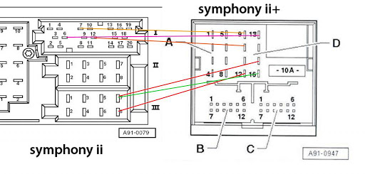 Audi Symphony Wiring - Garage Door Photo Eye Wiring Diagram -  ct90.yenpancane.jeanjaures37.fr | Audi Symphony Wire Diagram |  | Wiring Diagram Resource