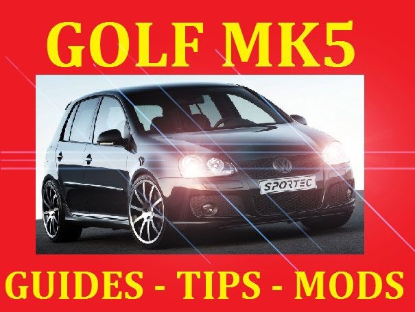 Miraculous Dedicated Vw Golf Mk5 Mkv Gti Turbo Tdi Gt R32 Modi Guides Wiring Cloud Hemtegremohammedshrineorg