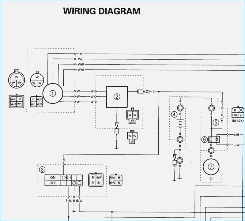 Om 5082 Yamaha Wiring Diagram Yamaha R6 Wiring Diagram 1999 Yamaha Grizzly