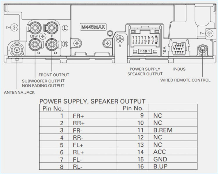 wiring diagram for pioneer deh 6400bt  2002 gmc sonoma